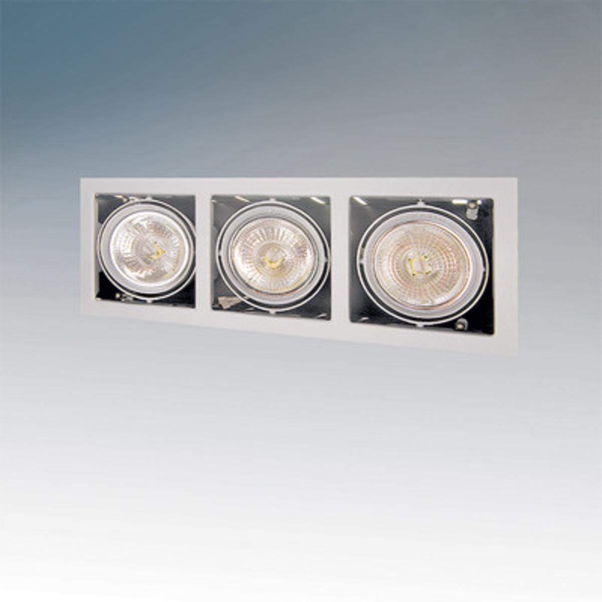 Купить Встраиваемый светильник CARDANO 214130, HomeMe