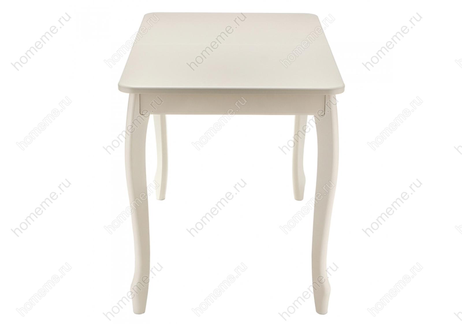 Стол деревянный Амато молочный 309302 Амато молочный 309302 (15304)