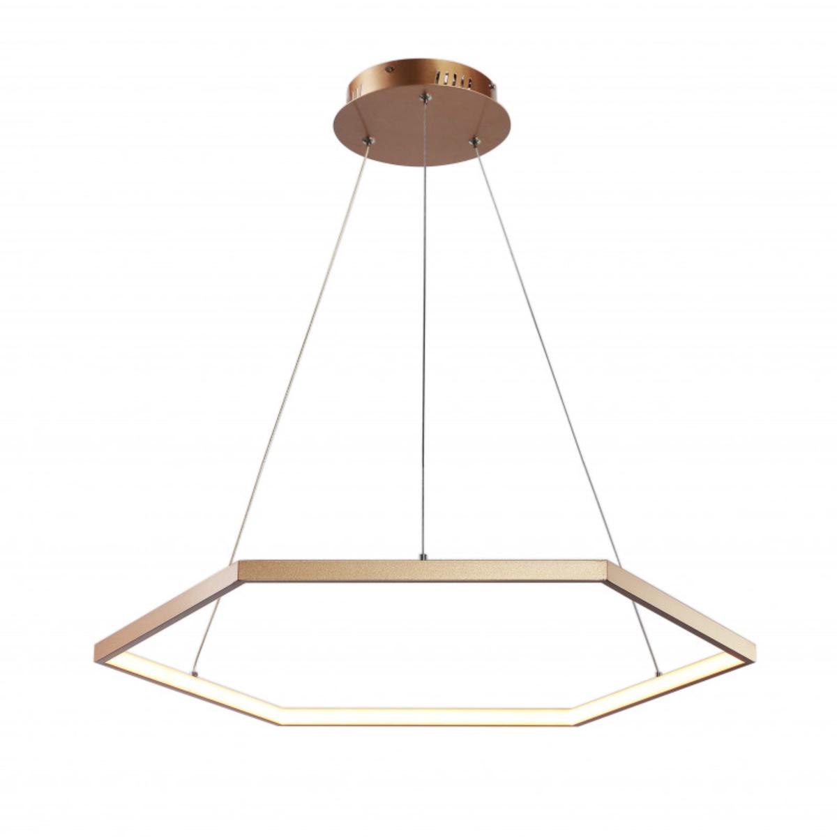 Купить Подвесной светильник HEXAGON 2103-6P, HomeMe