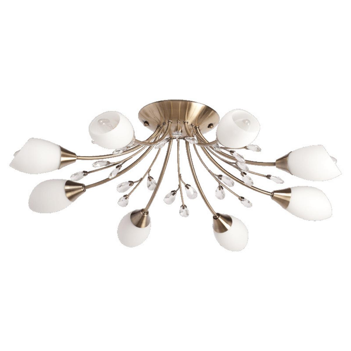 Купить Накладная люстра Нежность Накладная люстра MW-Light 356015308 (14496), HomeMe