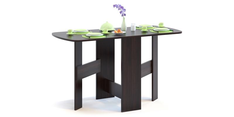 Обеденный стол Спайс (венге)