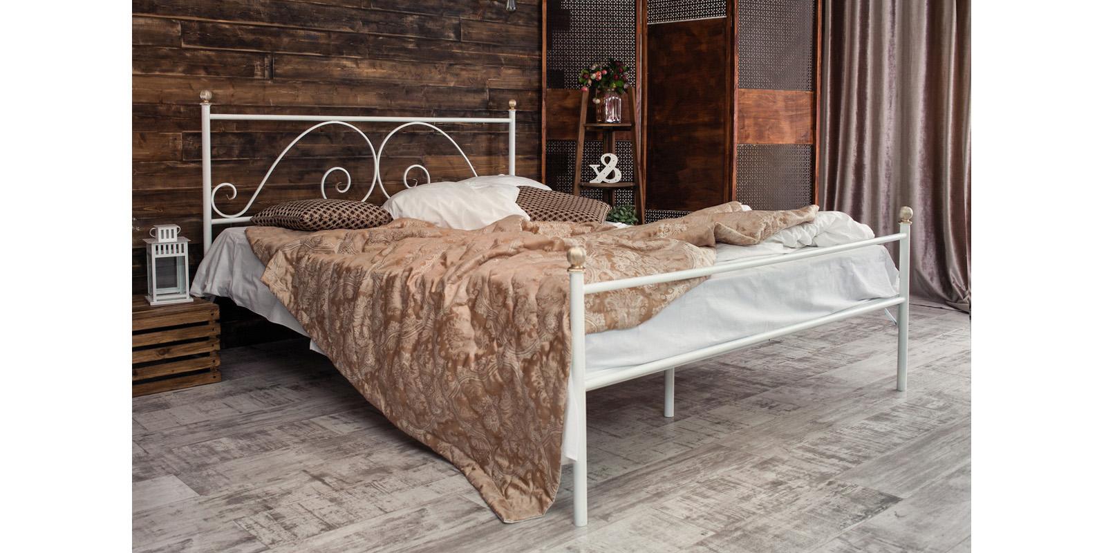 Кровать HomeMe Анталия от Homeme.ru