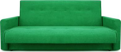 Диван Милан 120 зеленый ПБ