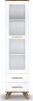 Шкаф-витрина 450 Вега Скандинавия
