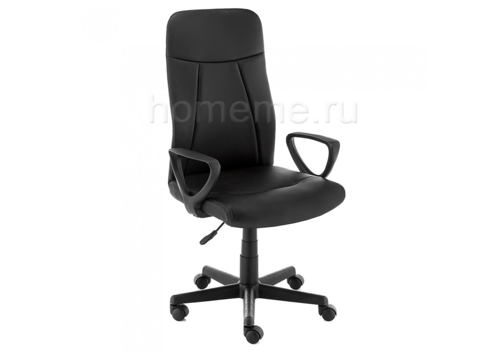 Кресло для офиса HomeMe Favor черное 11274 от Homeme.ru