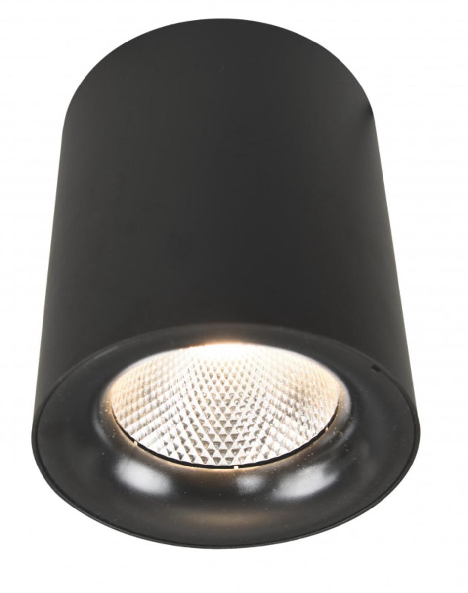 Купить Встраиваемый светильник Facile Встраиваемый светильник ARTE Lamp A5118PL-1BK (14265), HomeMe