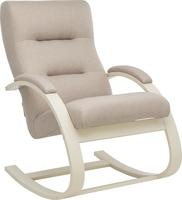 Кресло Leset Милано Слоновая кость, ткань Малмо 05