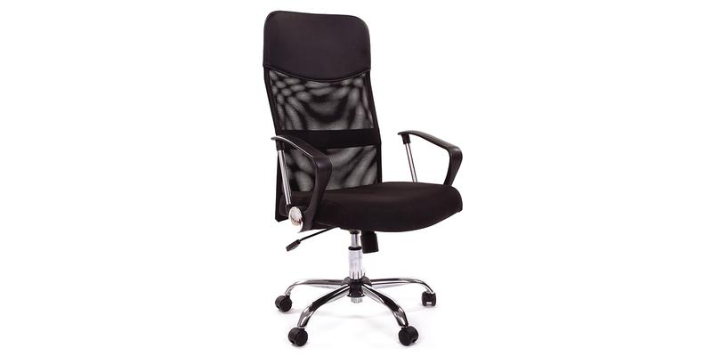 Кресло для руководителя Chairman 610 (черный)