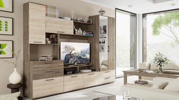 Набор мебели для общей комнаты «Марта»