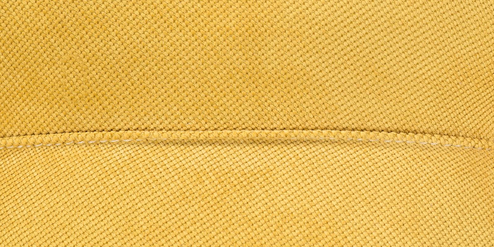 Кресло тканевое Флэтфорд Marselle фисташковый/желтый (Микровелюр)