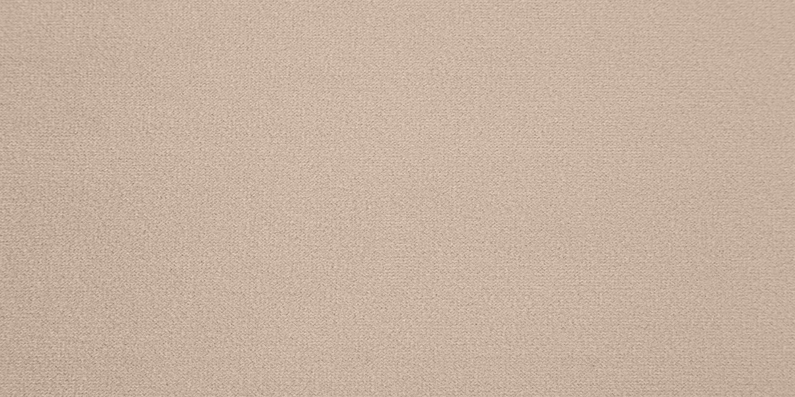 Диван тканевый прямой Лион Velure бежевый/коричневый (Велюр)