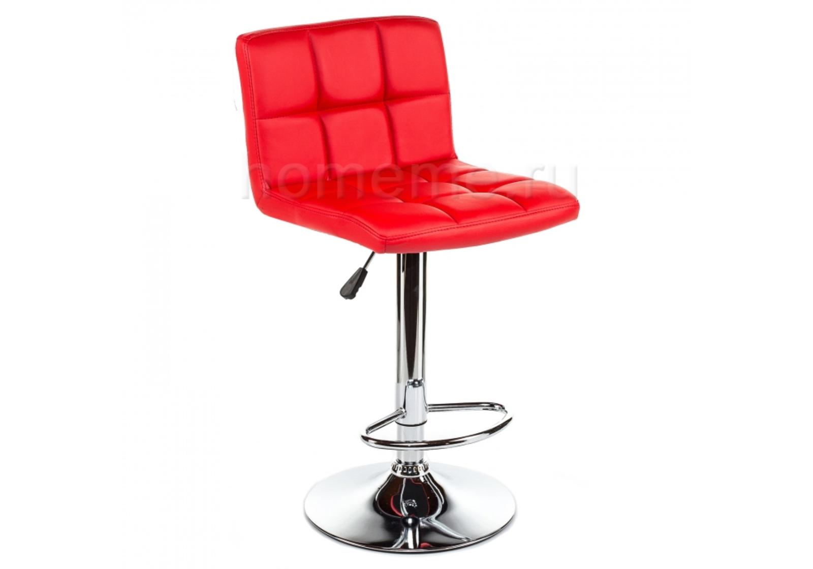 Барный стул Paskal красный (1547)
