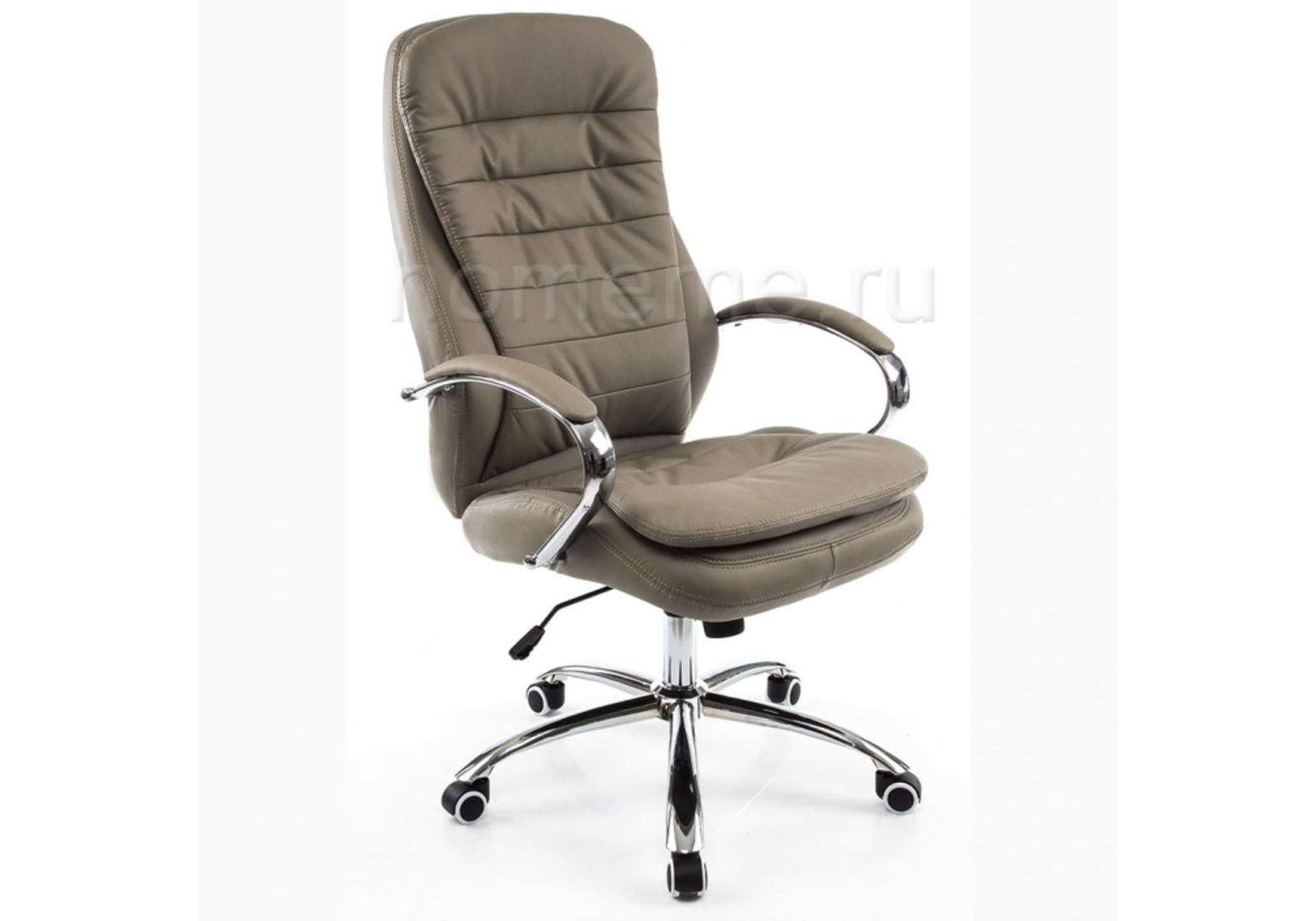 Кресло для офиса HomeMe Tomar серое 1741 от Homeme.ru