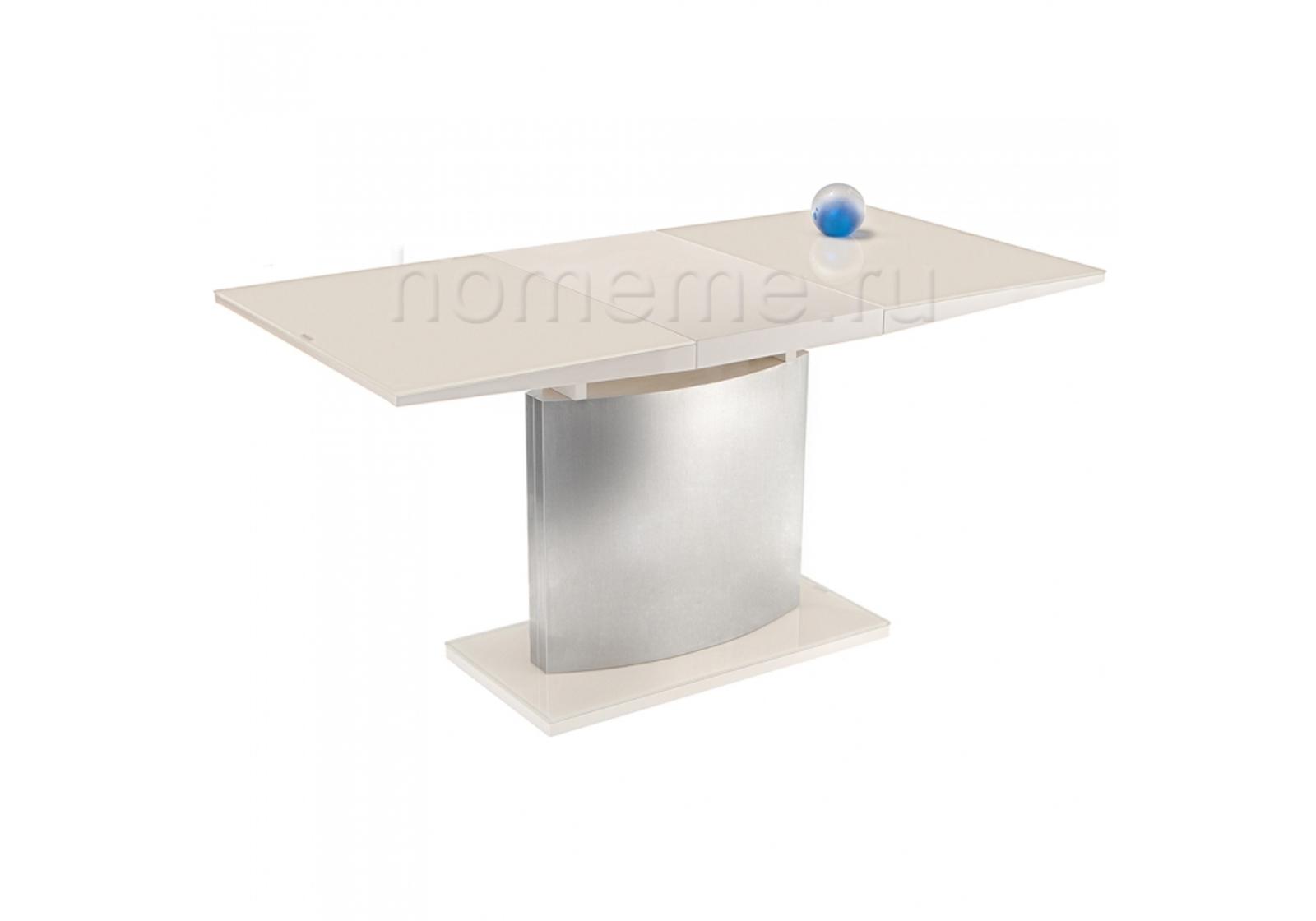 Стол стеклянный Tabel 110 champagne 11185 Tabel 110 champagne 11185 (14415)