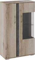 Шкаф комбинированный с двумя дверьми «Брайтон»
