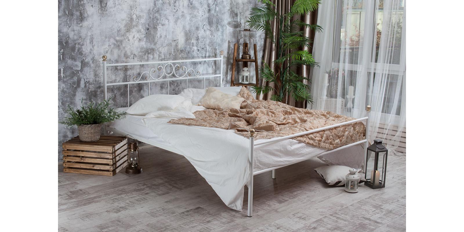 Кровать HomeMe Сандра от Homeme.ru