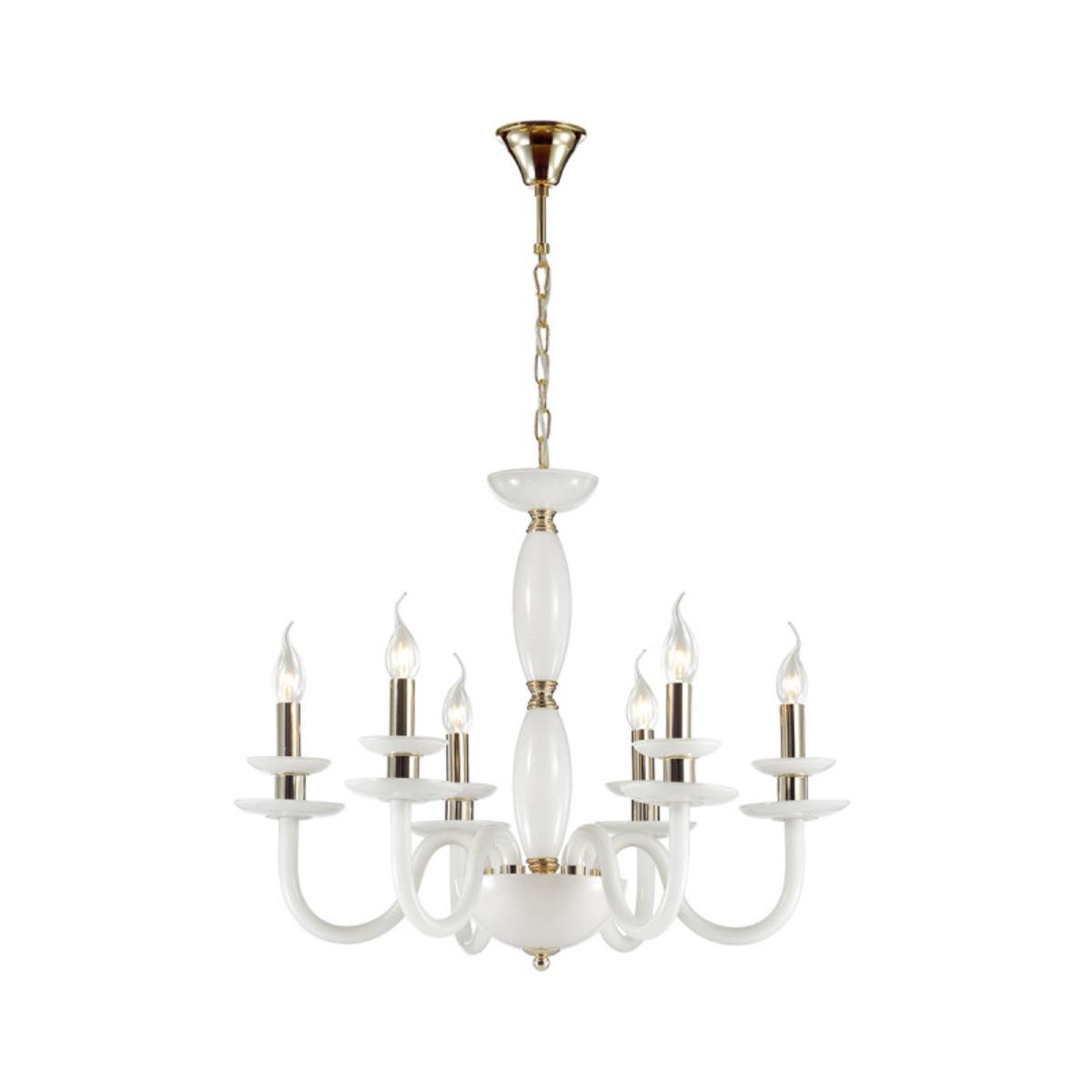 Купить Подвесная люстра Capri Подвесная люстра Odeon Light 4187/6 (15497), HomeMe