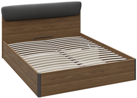 Кровать «Харрис» с мягким элементом к спинке и подъемным механизмом тип 2