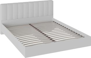 Кровать «Глория» с мягким изголовьем