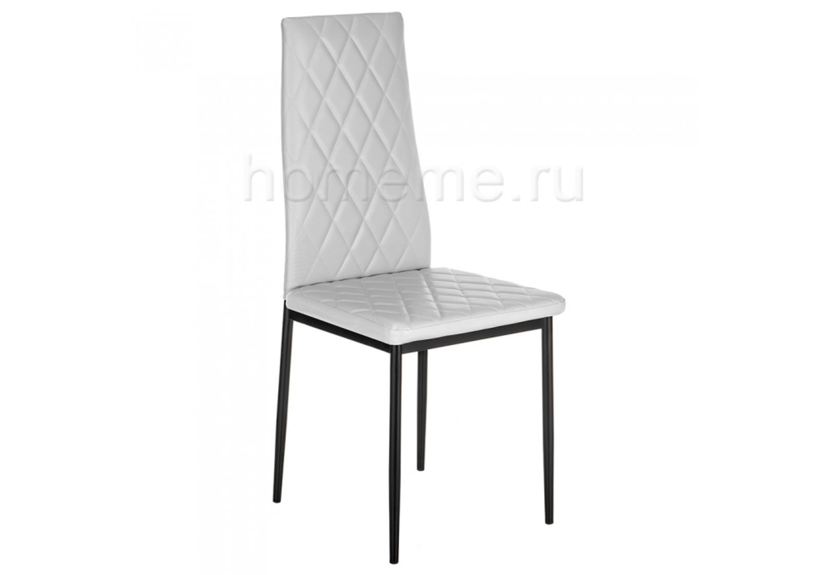 Стул HomeMe Jams черный / серый 11092 от Homeme.ru