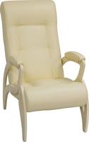 Кресло для отдыха Модель 51 Дуб шампань, к/з Dundi 112