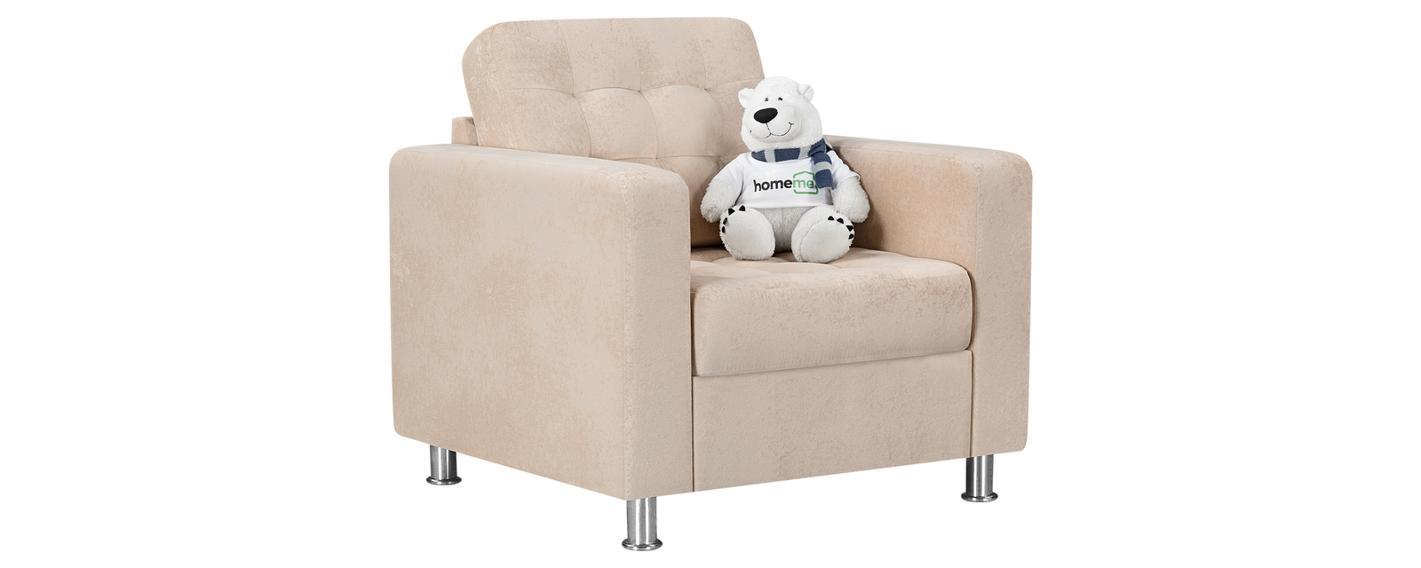 Кресло HomeMe Камелот от Homeme.ru