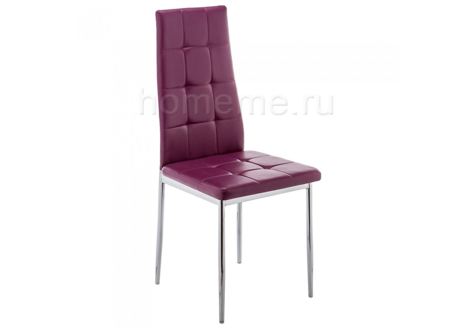 Стул HomeMe Forin фиолетовый 11081 от Homeme.ru