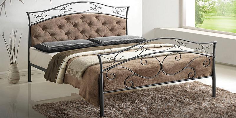 Односпальную металлическую кровать гавана
