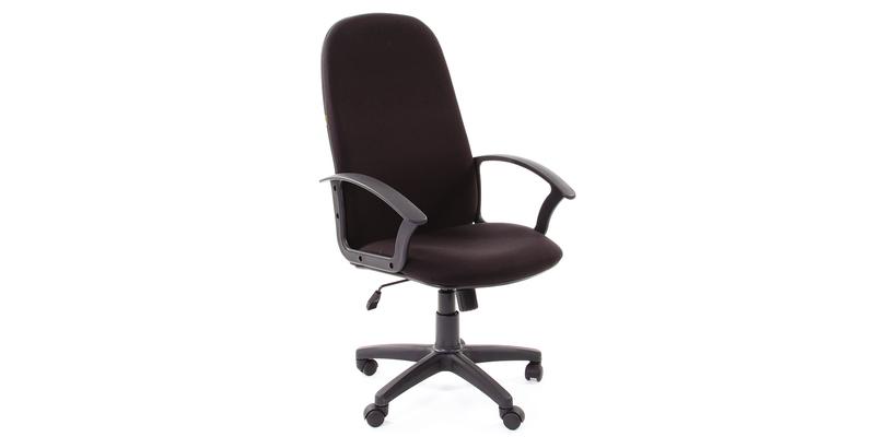 Кресло для оператора Chairman 279 (черный)