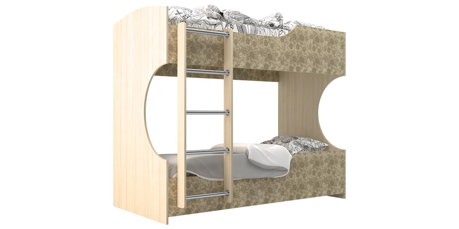 Кровать двухъярусная HomeMe Дениз
