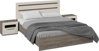 Спальный гарнитур «Фьюжн» стандартный без шкафа