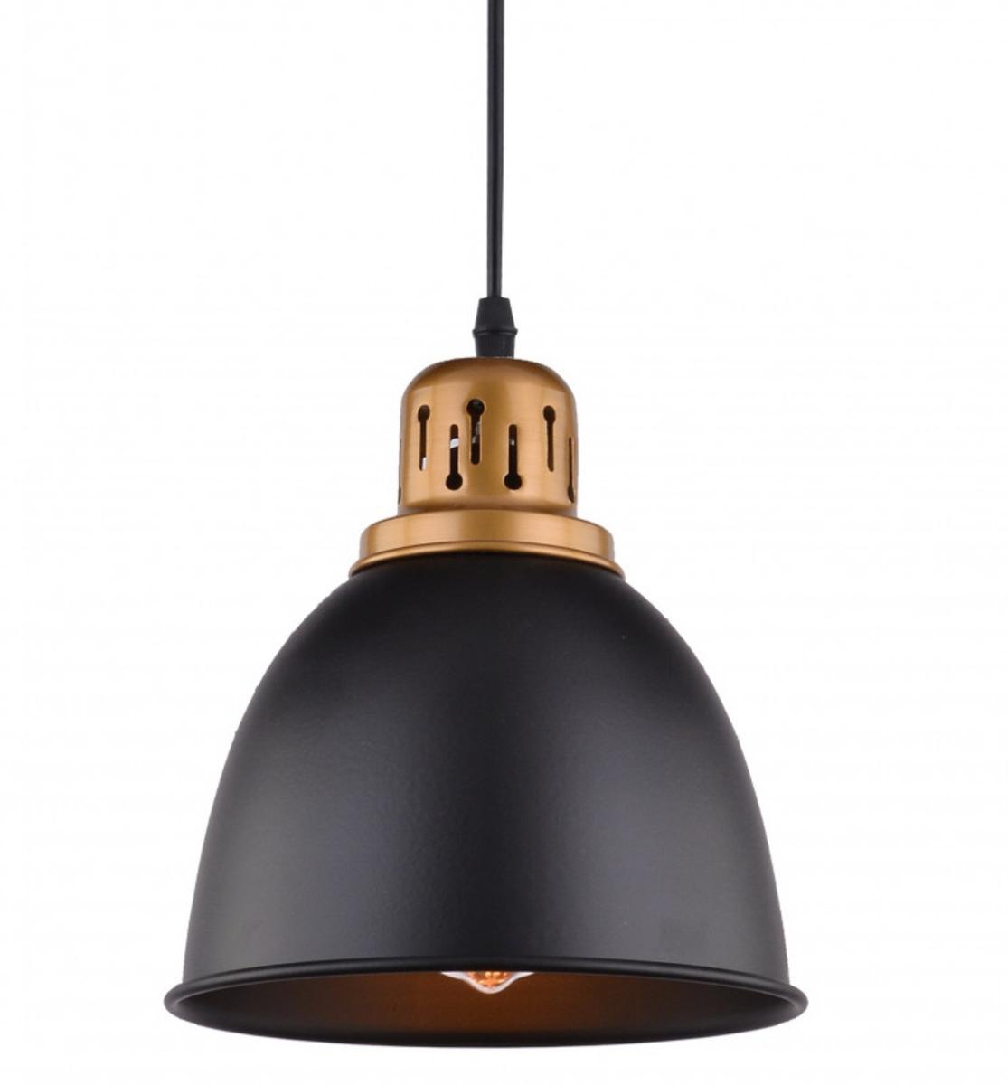 Подвесной светильник EURICA A4245SP-1BK