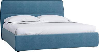 Кровать Сканди 1.6 с подъемным механизмом и ящиком