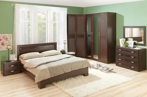 Спальня «Парма» (Комплект 3)