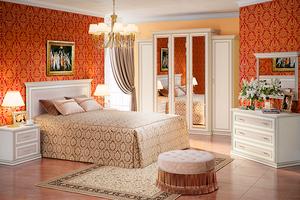 Спальня «Венето» (Комплект 1)