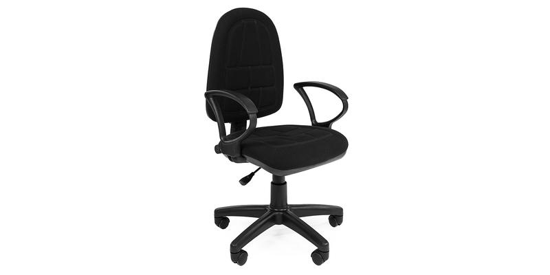 Кресло для оператора Престиж (черный)