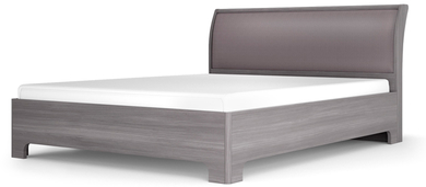 Кровать-3 с орт.основанием 1400 Парма Нео