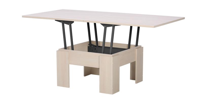 Обеденный стол Бета (дуб кремона)