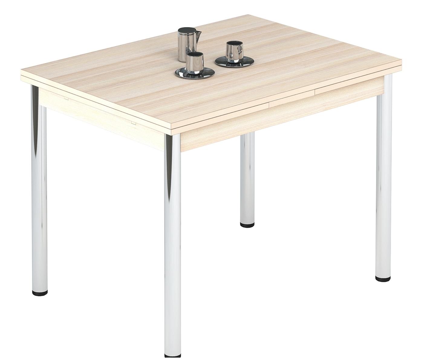 Кухонный стол HomeMe Стол Leset Марсель 2Р от Homeme.ru