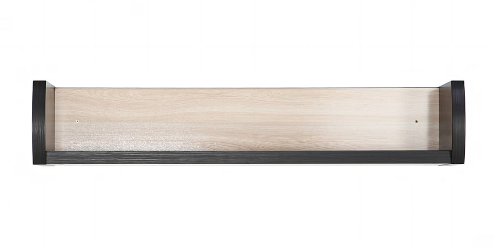 Полка Корсика 104/20 см (ясень глянец) Корсика