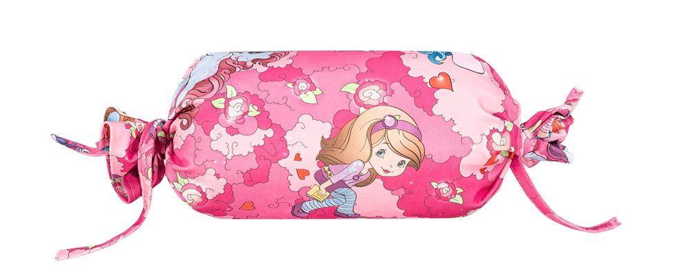 Декоративная подушка Эдем Pony розовый (2 шт.)