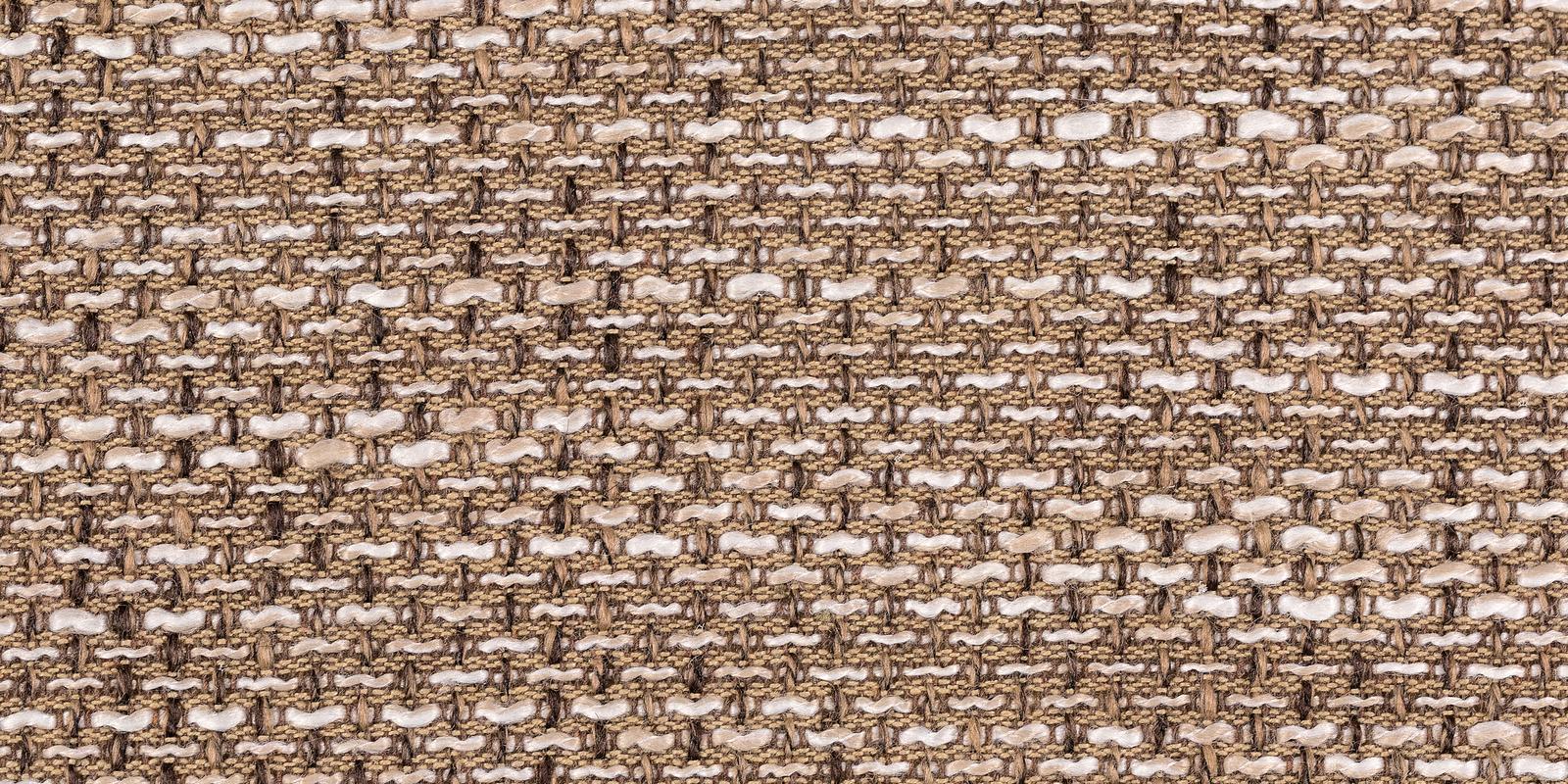 Диван тканевый прямой Амстердам Sola коричневый вариант №1 (Ткань + Экокожа) от HomeMe.ru