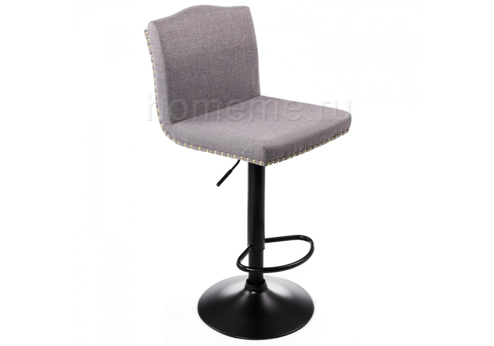 Барный стул Crown серый (1796)