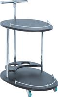 Стол сервировочный Leset Брум венге